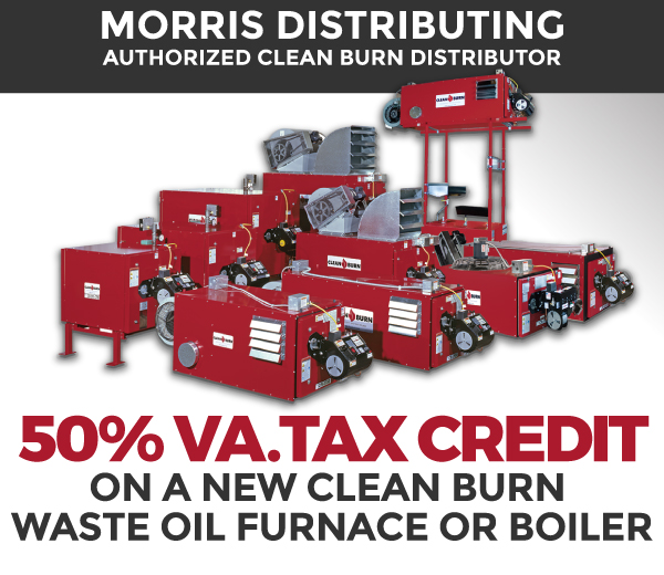 50% Virginia Tax Credit